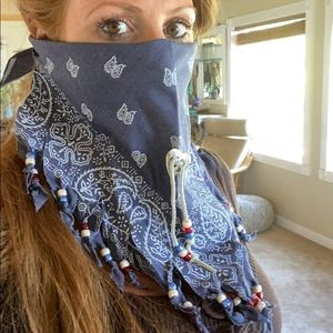 Accessories - Boho Face  covering